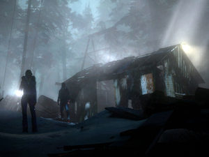 Until Dawn PS3 screenshots as revealed in Gamescom 2012