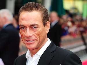Jean-Claude Van Damme arriving for the UK Premiere of The Expendables 2, at the Empire Cinema, Leicester Square, London.