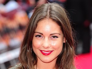 Louise Thompson arriving for the UK Premiere of The Expendables 2, at the Empire Cinema, Leicester Square, London.
