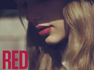 Taylor Swift &#39;Red&#39; artwork