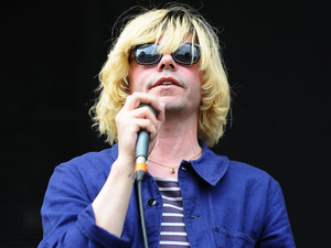V Festival 2012:  Tim Burgess of The Charlatans