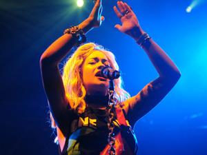 V Festival 2012: Rita Ora