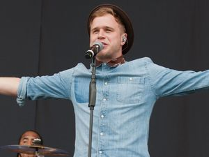 V Festival 2012: Olly Murs
