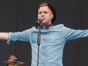 V Festival 2012: Olly Murs