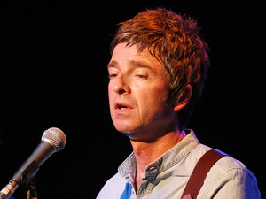 Noel Gallagher at Camden Dingwalls for XFM Legend Series for War Child