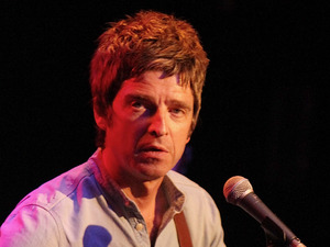 Noel Gallagher at Camden Dingwalls for XFM Legend Series for War Child