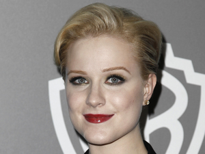Evan Rachel Wood, pixie cut