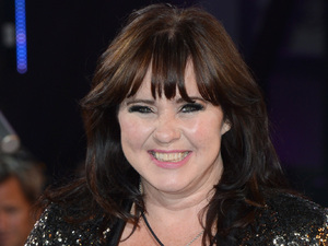 Coleen Nolan arriving at the Celebrity Big Brother House 2012, Elstree Studios, Borehamwood, Hertfordshire.