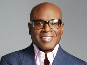 LA Reid, 'The X Factor' USA judges' headshot (season two)