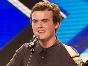 The X Factor 2012 - Episode 1: Curtis