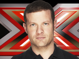 The X Factor 2012: Host Dermot O'Leary