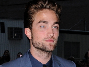Robert Pattinson at the New York Premiere of 'Cosmopolis' held at The Museum of Modern Art