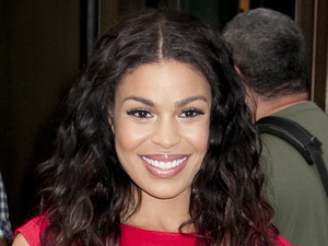 Jordin Sparks New York screening of 'Sparkle'  starring the late Whitney Houston, held at the Tribeca Grand Hotel - Outside Arrivals New York City, USA