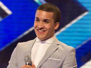 Jahmene - X Factor 2012 contestant