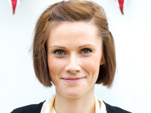Great British Bake Off 2012 contestants: Cathryn Dresser