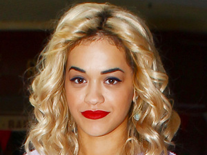 Rita Ora leaving Whiteleys after her appearance on Channel 4's 'Sunday Brunch' London, England - 12.08.12 Mandatory Credit: WENN.com