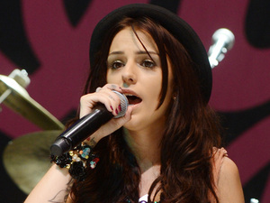Cher Lloyd V Festival 2012 held at Hylands Park - Performances - Day Two Essex, England - 19.08.12 Mandatory Credit: WENN.com