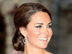 Catherine, Duchess of Cambridge (Kate Middleton) The UK's Creative Industries Reception supported by the Foundation Forum at the Royal Academy of Arts - Arrivals London, England - 30.07.12 Mandatory Credit: Lia Toby/WENN.com