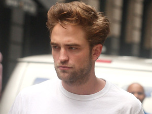 Robert Pattinson returning to his car New York City, USA - 14.08.12 Mandatory Credit: Anthony Dixon/WENN.com
