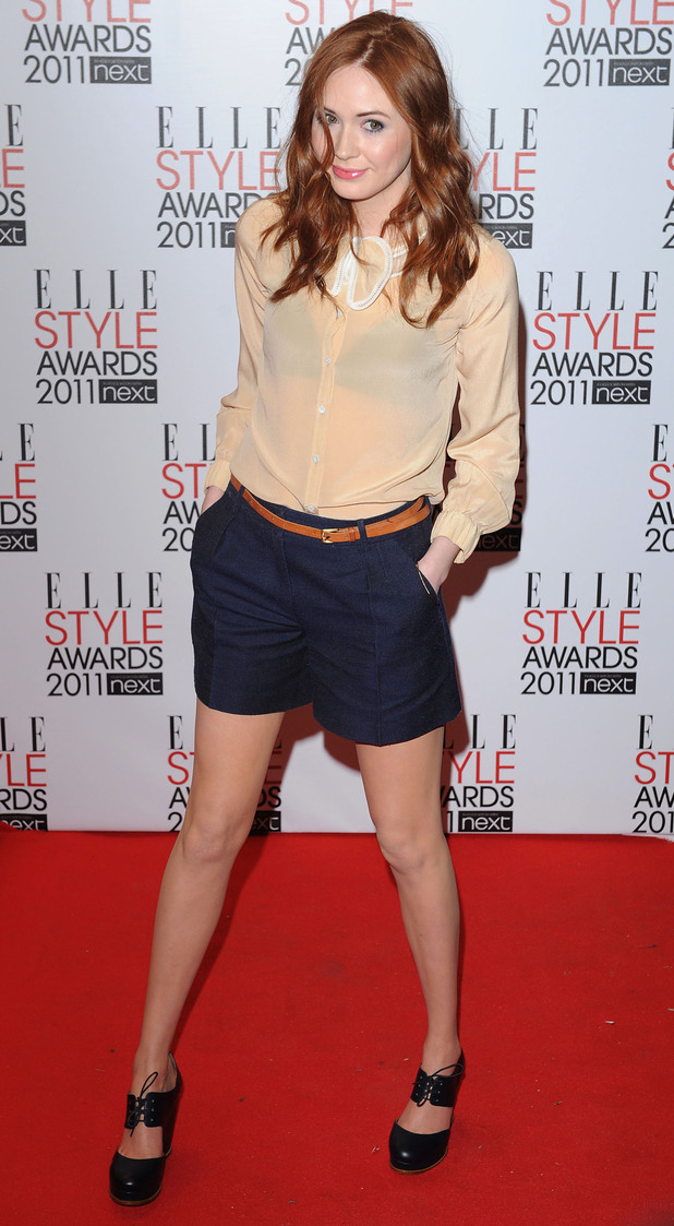 Karen Gillan's top 10 style moments 