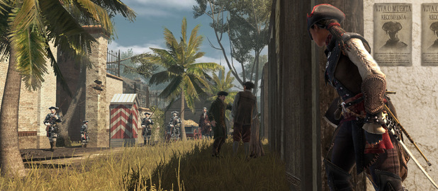 &#39;Assassin&#39;s Creed 3: Liberation&#39; screenshot