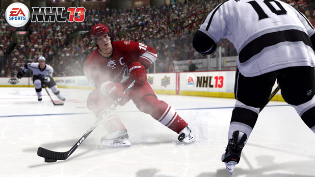 'NHL 13' screenshot