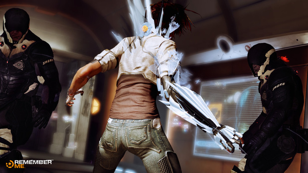 'Remember Me' screenshot