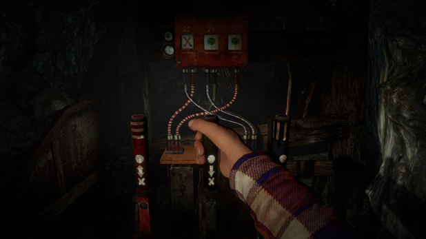 Until Dawn hand
