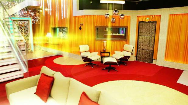 Celebrity Big Brother 2012: Day 1