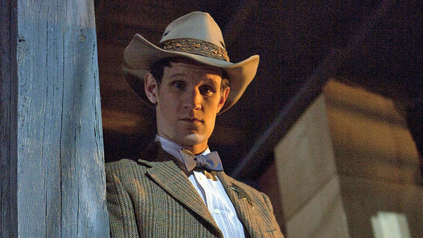 The Doctor in a stetson