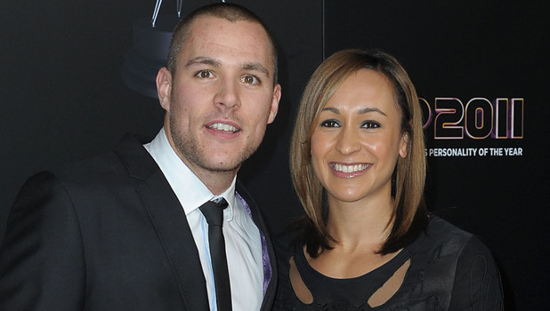 Jessica Ennis and Boyfriend Andy Hill Sports Personality of the Year - Arrivals Manchester, England - 22.12.11 Mandatory Credit: Steve Searle/WENN.com