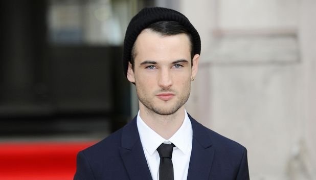 Tom Sturridge, 'On The Road' film premiere
