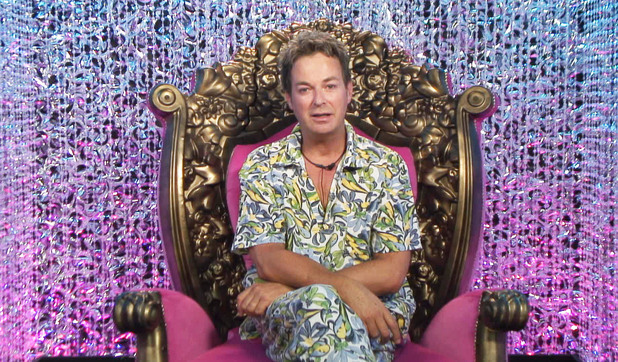 Julian in the Diary Room