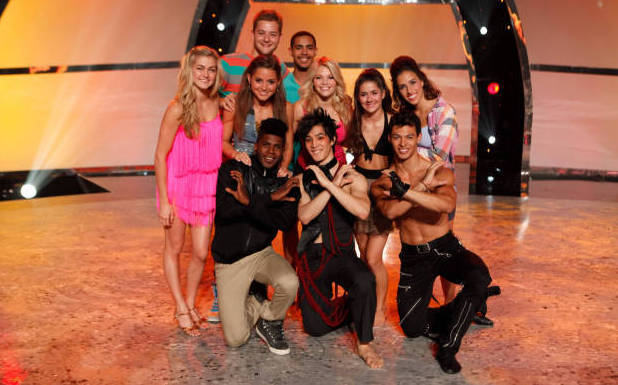 So You Think You Can Dance USA S09E10: Top 10 Contestants 