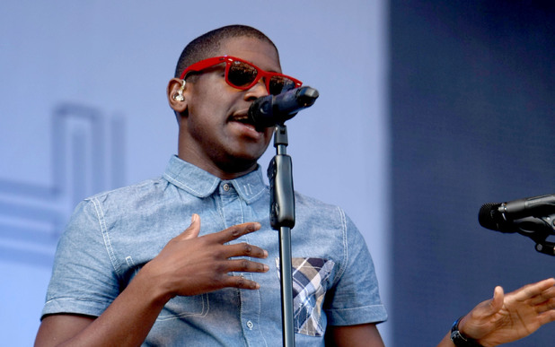 Labrinth V Festival 2012 held at Hylands Park - Performances - Day One Essex, England - 18.08.12 Mandatory Credit: WENN.com