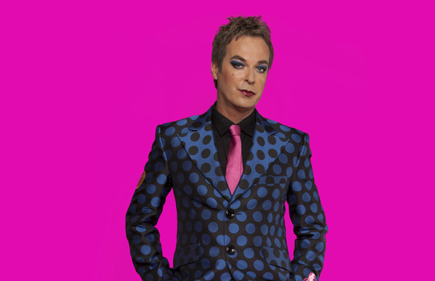 Celebrity Big Brother 2012 Housemates: Julian Clary