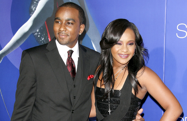 Bobbi Kristina Brown and Nick Gordon New York screening of 'Sparkle' starring the late Whitney Houston at the Tribeca Grand Hotel - Inside Arrivals New York City, USA