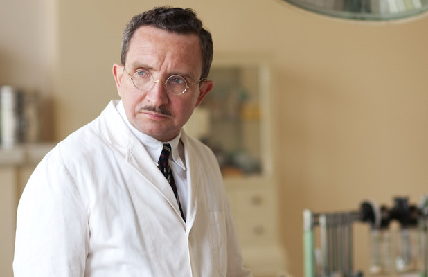 Eddie Marsan as Dr Ludwig Guttmann in 'The Best of Men'