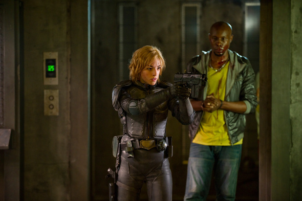 Dredd Olivia Thirlby Judge Anderson
