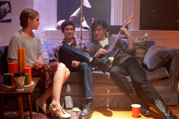 The Perks of Being a Wallflower Emma Watson Logan Lerman