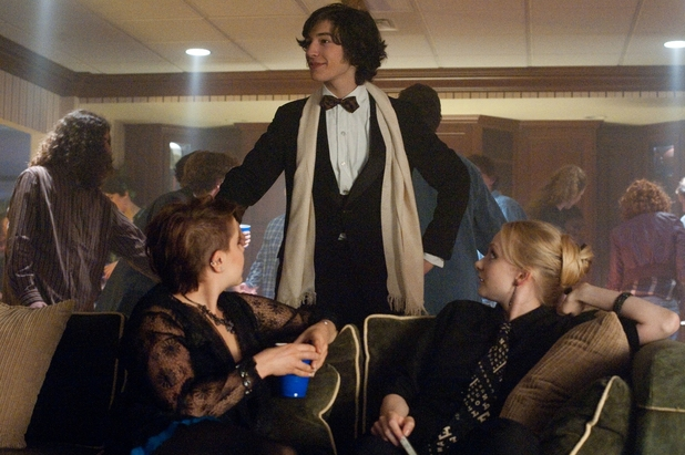 The Perks of Being a Wallflower Ezra Miller