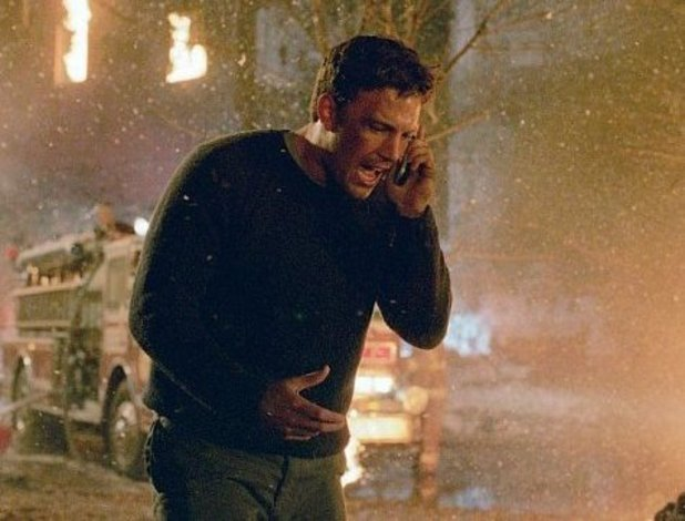 Ben Affleck in ''The Sum of All Fears'
