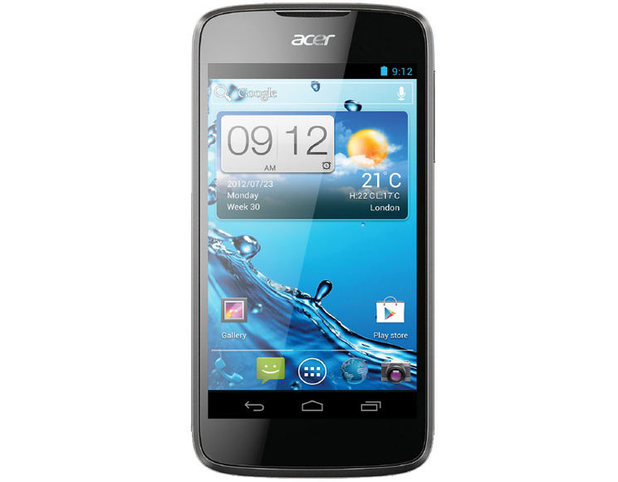 Image of the Acer Liquid Gallant Solo mobile phone