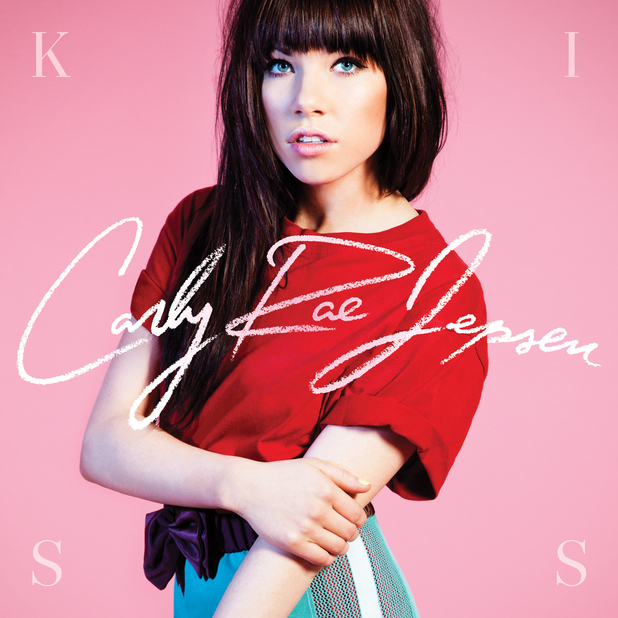 Carly Rae Jepsen 'Kiss' artwork