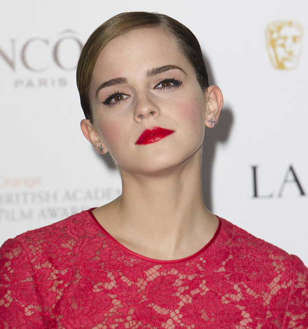 Emma Watson, pixie cut