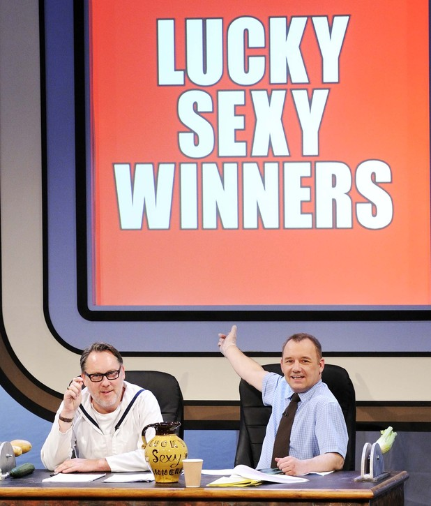 Vic & Bob's Lucky Sexy Winners