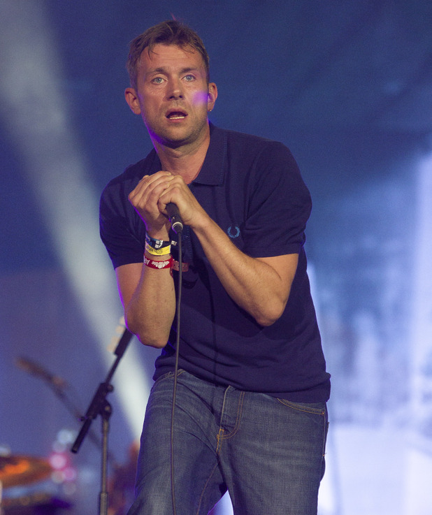 Damon Albarn