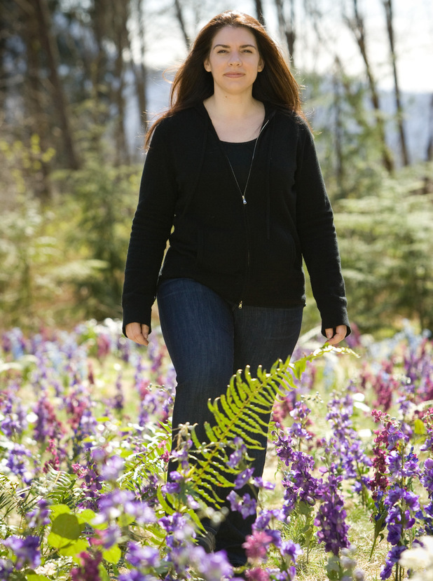 Stephenie Meyer meadow scene