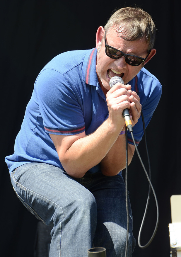 V Festival 2012: Inspiral Carpets 