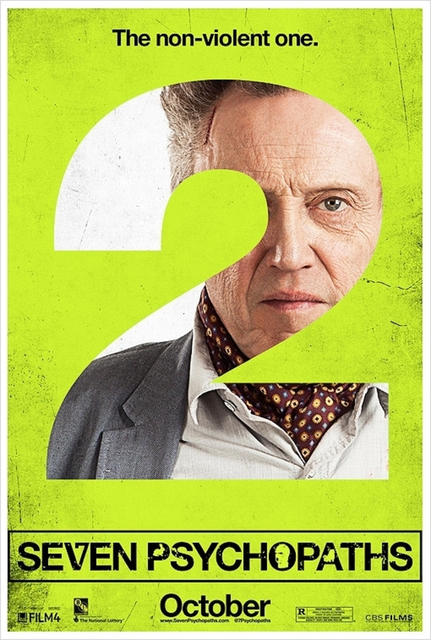 Christopher Walken in 'Seven Psychopaths'